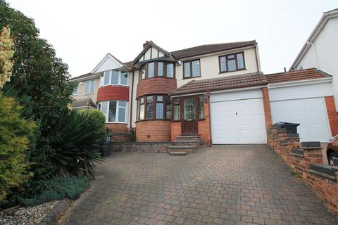 4 bedroom semi-detached house for sale - Longmoor Road, Sutton Coldfield, B73 6UB