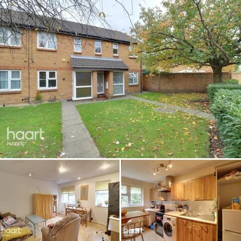 1 bedroom flat for sale - Abbotswood Way, Hayes