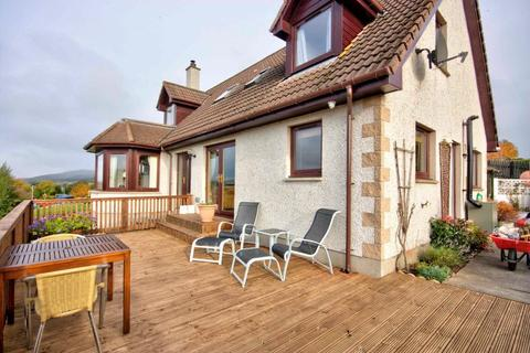 4 bedroom detached house for sale - 2 Cherry Grove, Bonar Bridge, Sutherland IV24 3ER