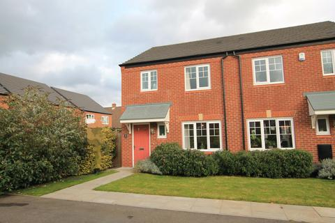 3 bedroom semi-detached house for sale - Langley Mill Close, Sutton Coldfield, B75 7DB