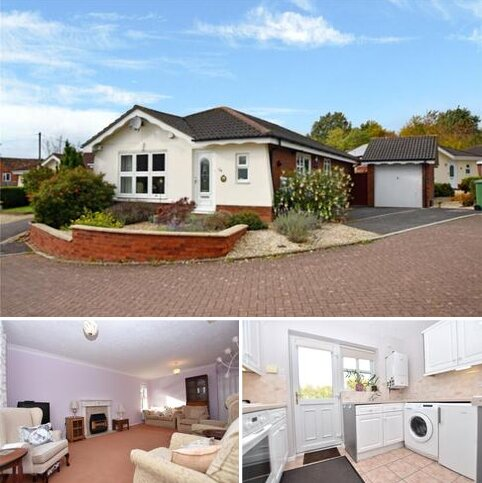 3 bedroom detached bungalow for sale - Nash Green, Staplegrove, Taunton, TA2