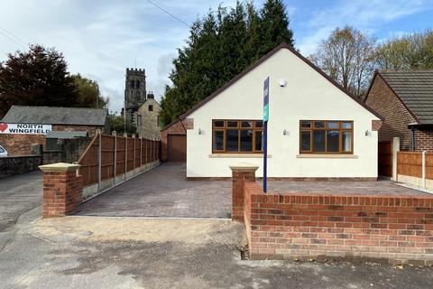2 bedroom detached bungalow for sale - St. Lawrence Road, North Wingfield, Chesterfield, S42 5HX