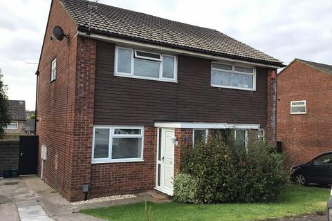2 bedroom semi-detached house to rent - Angle Close, Barry, The Vale Of Glamorgan. CF62 9ED