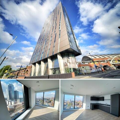 2 bedroom flat for sale - Axis Tower, 9 Whitworth Street West, Manchester, M1