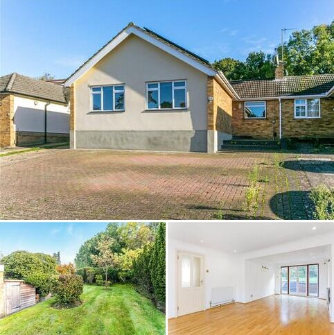 3 bedroom semi-detached bungalow for sale - Foxleys, Carpenders Park, Watford, WD19