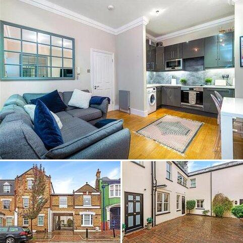 1 bedroom flat for sale - Eden Court, 55 Standen Road, Southfields, London, SW18