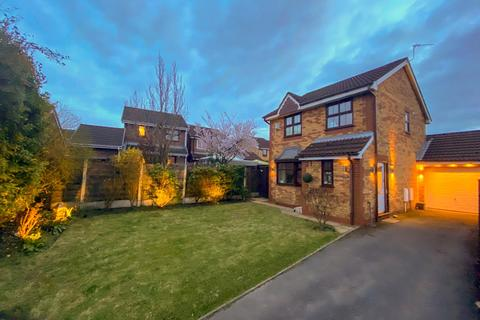 3 bedroom detached house for sale - Dales Brow Avenue, Ashton-under-Lyne, Greater Manchester, OL7