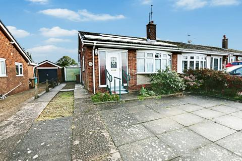 2 bedroom bungalow for sale - Mill Rise, Skidby, Cottingham, East Yorkshire, HU16