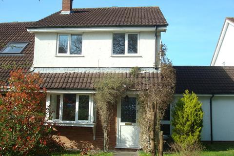 3 bedroom semi-detached house to rent - Meadow Park, Ipplepen, Newton Abbot