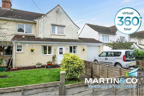 2 bedroom semi-detached house for sale - The Weir, Edington