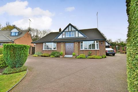 3 bedroom detached bungalow for sale - Rowbury Drive, Burton Upon Trent