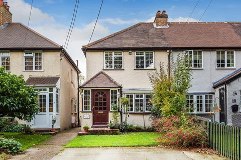 2 bedroom end of terrace house for sale - Burlings Lane, Knockholt, TN14