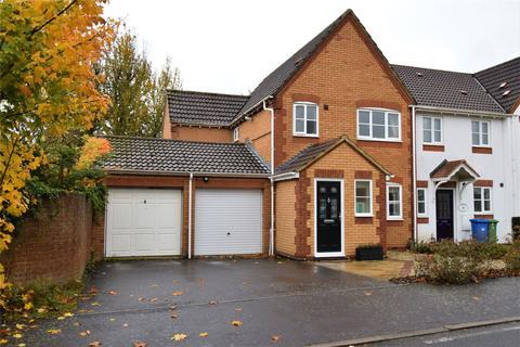 3 bedroom end of terrace house for sale - Budham Way, Bracknell, Berkshire, RG12