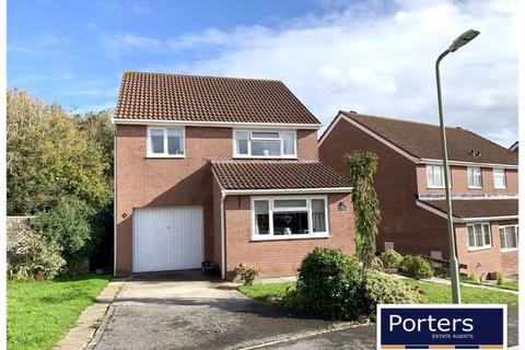4 bedroom detached house for sale - Heol Castell Coety Litchard Bridgend CF31 1PU