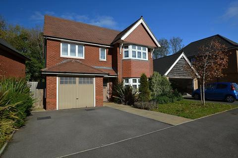 4 bedroom detached house for sale - Goldsland Walk, Wenvoe, Cardiff. CF5 6FD