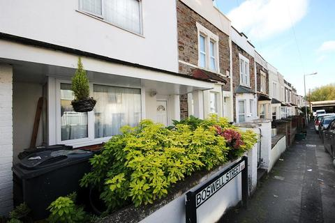 3 bedroom terraced house for sale - Boswell Street, EASTVILLE Bristol, BS5 6SG