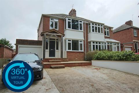 3 bedroom semi-detached house for sale - Mile Lane, Beacon Heath, Exeter