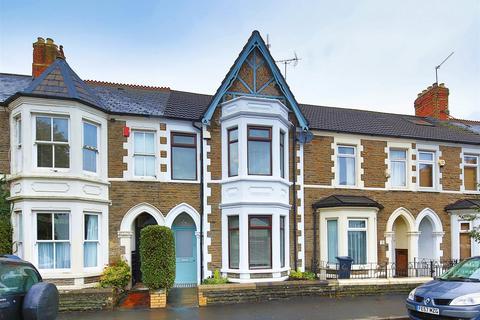 3 bedroom house for sale - Bangor Street, Roath