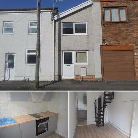1 bedroom terraced house for sale - Western Street, Sandfields, Swansea