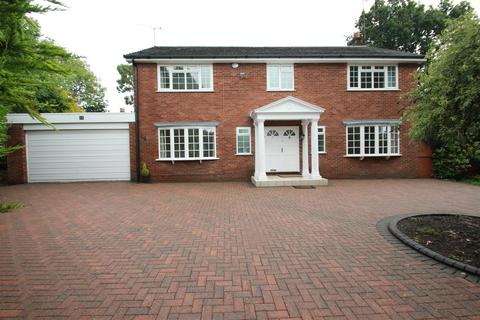 4 bedroom detached house to rent - Cambridge Road, Hale, WA15 9SY.