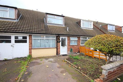 3 bedroom townhouse for sale - Fairfax Close, Leicester