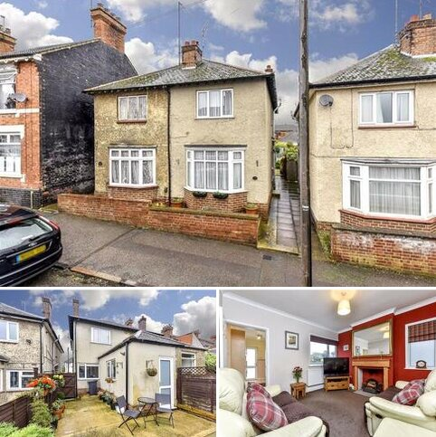 2 bedroom semi-detached house for sale - Russell Street, Kettering