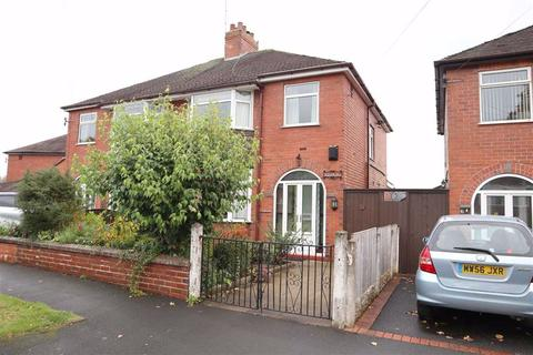 3 bedroom semi-detached house for sale - Hawksworth Avenue, Leek