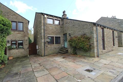 2 bedroom end of terrace house for sale - Sun Street, Haworth, Keighley, BD22
