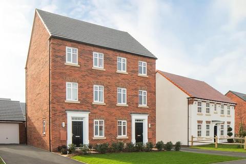 3 bedroom semi-detached house for sale - Plot 284, CANNINGTON at Mill Brook, Trowbridge Road, Westbury, WESTBURY BA13