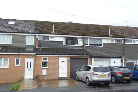 3 bedroom townhouse to rent - Devonshire Crescent, Leeds LS8