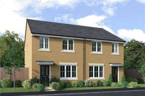 3 bedroom semi-detached house for sale - Plot 5, The Overton at Woodcross Gate, Off Flatts Lane TS6