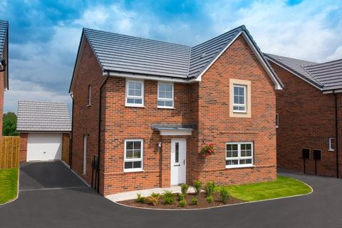 4 bedroom detached house for sale - Plot 126, Radleigh at Kings Quarter, Parkstone Drive, off Pewterspear Green Road, Stretton, WARRINGTON WA4
