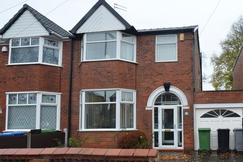 3 bedroom semi-detached house for sale - Manor Road  Stretford  M32