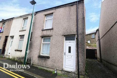 2 bedroom end of terrace house for sale - Tillery Street, Abertillery