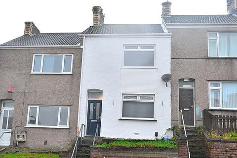 3 bedroom terraced house - Reginald Street, Port Tennant, Swansea. SA1 8JX