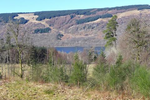 Plot for sale - Plot 1 Pheasant Field, Cairndow, Argyll & Bute, PA26