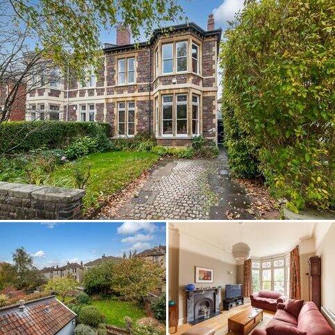 5 bedroom semi-detached house for sale - Salisbury Road, Redland, Bristol, Somerset, BS6