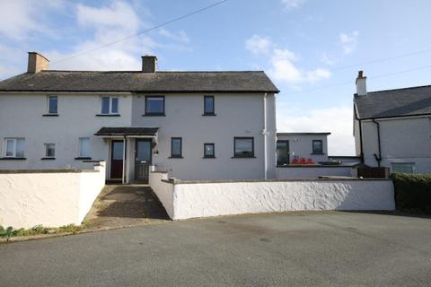 3 bedroom semi-detached house for sale - 4 Glyn Bedw, Rhoslefain LL36