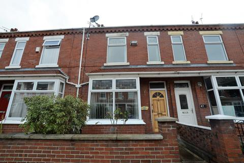 3 bedroom terraced house to rent - South Lonsdale St, Stretford, M32