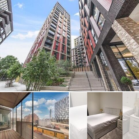 1 bedroom apartment to rent - New Union Square, Embassy Gardens, London SW8