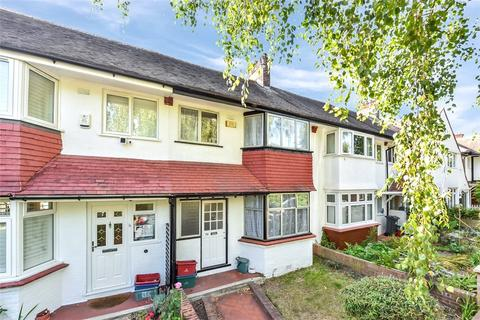 4 bedroom terraced house to rent - Park Drive, London, W3