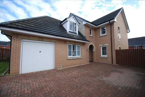 4 bedroom detached house for sale - Denny Crescent, Saltcoats, Saltcoats