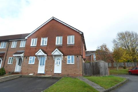 2 bedroom end of terrace house to rent - Walled Meadow, Andover, SP10 2RQ