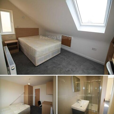 6 bedroom terraced house to rent - Blenheim Road, Reading - ALL ROOMS ENSUITE
