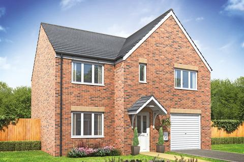 4 bedroom detached house - Plot 240, The Warwick at Copperfields, 1 Fordh Talgarrek TR1