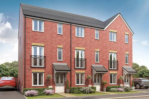 3 bedroom terraced house - Plot 164, The Ullswater at Cranbrook, Galileo, Birch Way, Cranbrook EX5