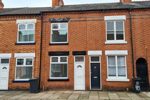 3 bedroom terraced house to rent - Walton Street, Leicester, LE3