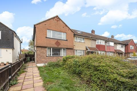 3 bedroom end of terrace house for sale - Holbeach Gardens Sidcup DA15