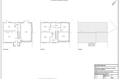 3 bedroom semi-detached house for sale - Huntsman Road,  Ilford, IG6