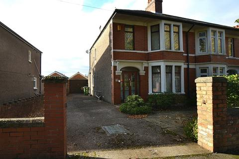 3 bedroom semi-detached house for sale - Kyle Crescent, Whitchurch, Cardiff. CF14 1SW